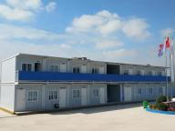 Movable House Fold Container House for Sale/Luxury Modular House Prefab Container House for Temporar