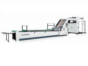 Automatic High Speed  Flute Laminating Machine