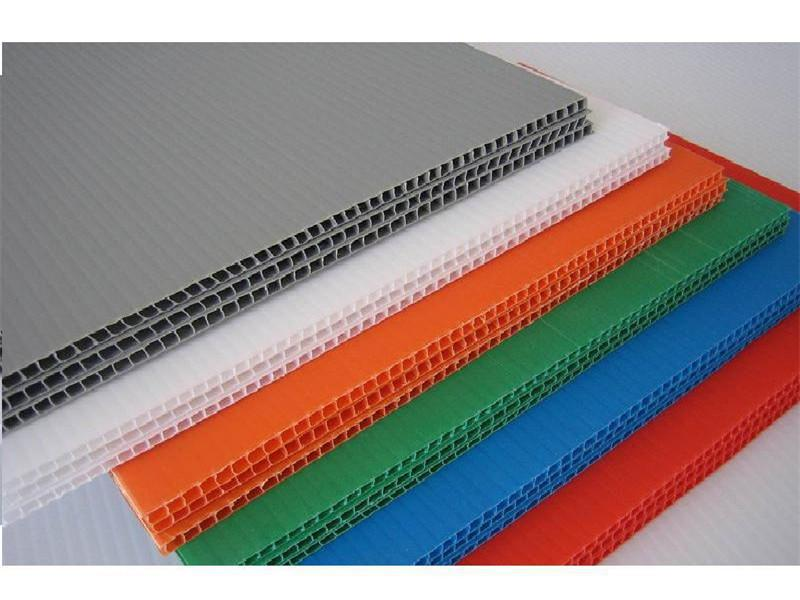 High Quality Virgin Material PP Hollow Sheet