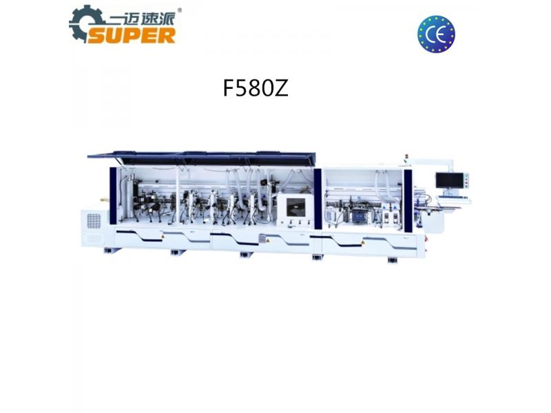 F580Z PVC MDF Automatic Wood Working Edge Banding Machine