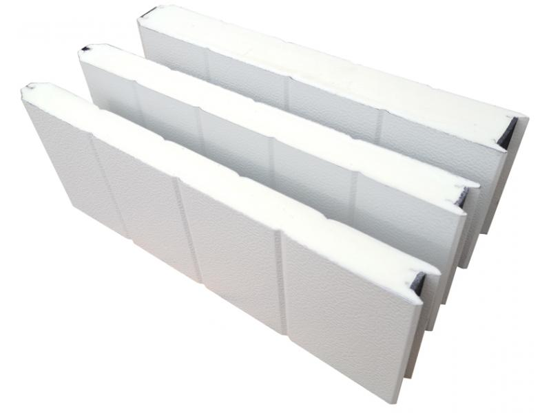 PU Insulated Panels for Garage Door and Industrial Door