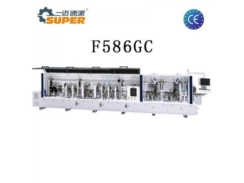 F586GC Reasonable Price Automatic Edge Banding Machine PVC Egde Banding Machine