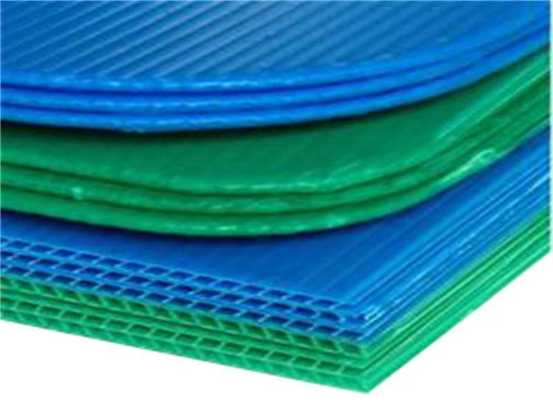 Polypropylene Corrugated Plastic Pallet Sheets, Corrugated PP Pallet Sheet