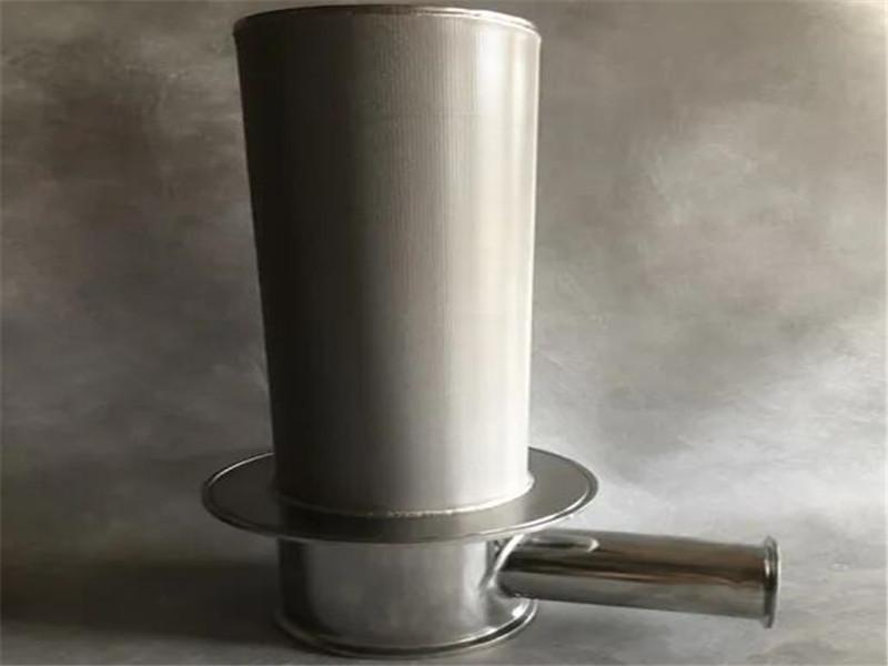 Supply Stainless Steel Five-Layer Sintered Filter