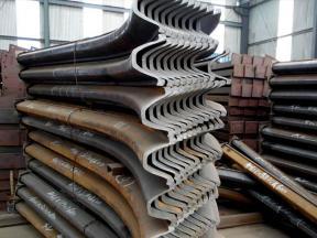 U Steel Arch