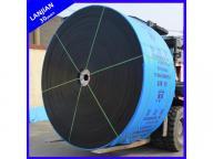 NN100 Fabric Conveyor Belt with High Abrasion Resistance for Wharf/Energy/Wood