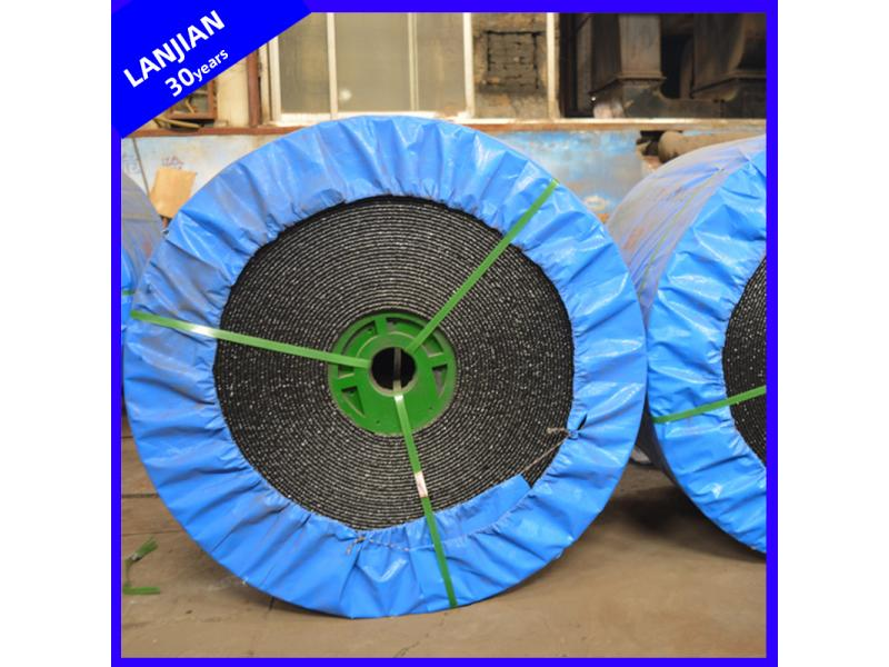 Pvg 680s Solid Woven Fire Resistant Rubber Conveyor Belt