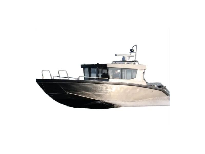 High Speed Aluminum Patrol Landing Craft Boat