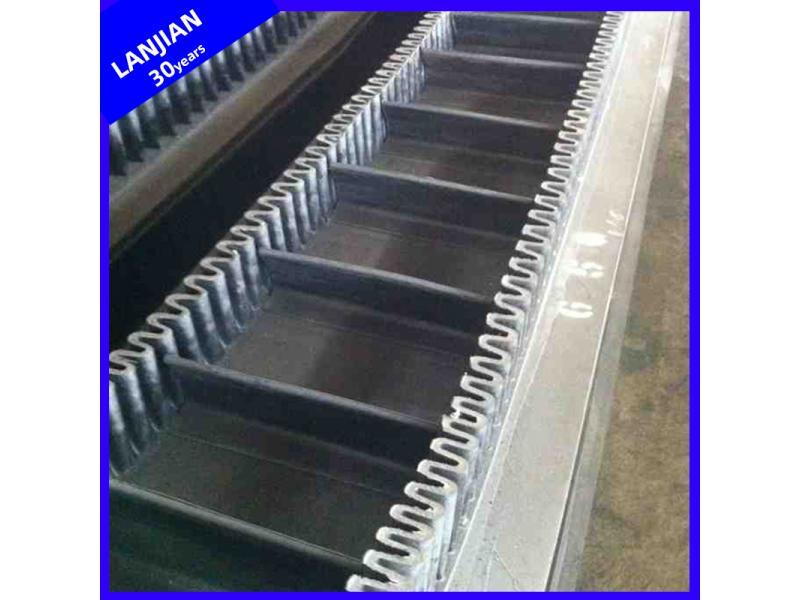 High Grade Sidewall Conveyor Belt T/Tc Type Used in Mining/Grain