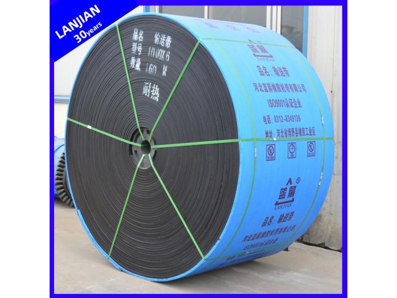 Ep Heat Resistant Belt (300-600&Ordm; C) for Metallurgy/Steel Plant/Energy/Chemical Industry