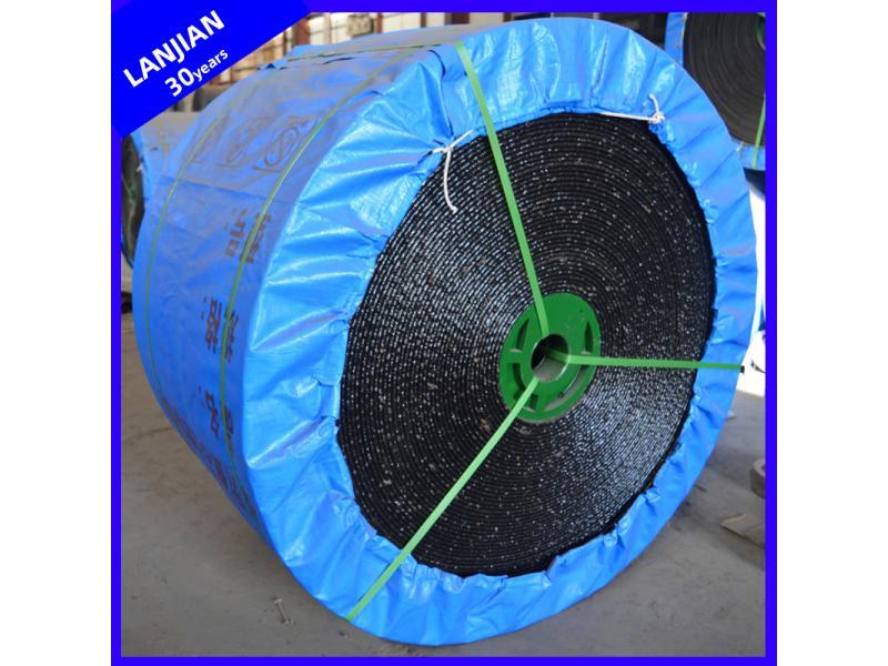Coal Mine Underground PVC/Pvg Fire Retardant Conveyor Belt (680S-2500S)