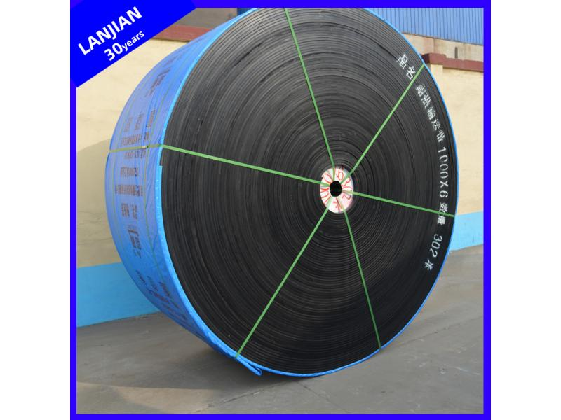 High Temperature Ep Rubber Belting Heat-Resistant Conveyor Belt Cement Plant