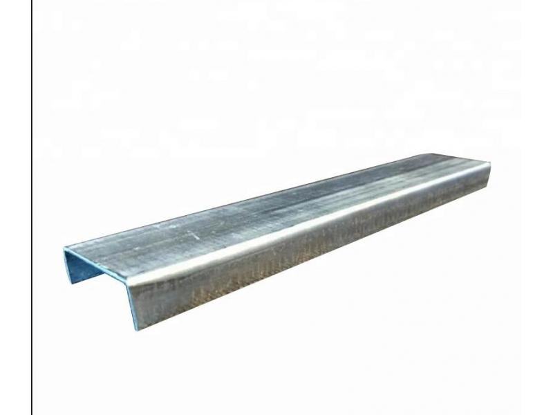 Lightgage Steel Joist for Building Main Keel Steel Hot Lightpaint Ceiling Galvanized Metal Keel Guar