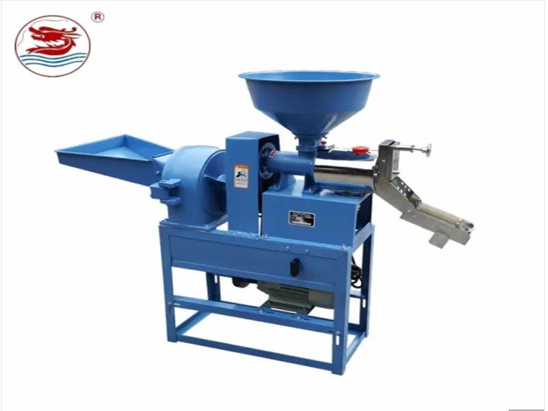 Multipurpose Agriculture Rice Milling and Crushing and Grinding Combination Machine