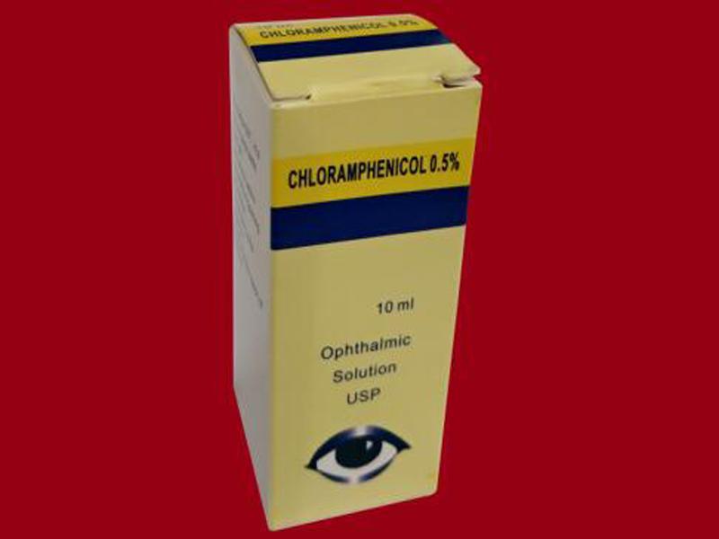 CHLORAMPHENICOL EYE EAR DROP 0.5%