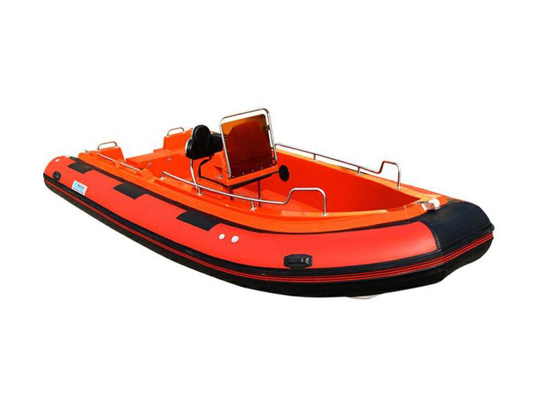 Aluminum Rib Boat for Fishing and Sports