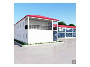 Prefabricated Luxury Villa Container Building Module Accommodation