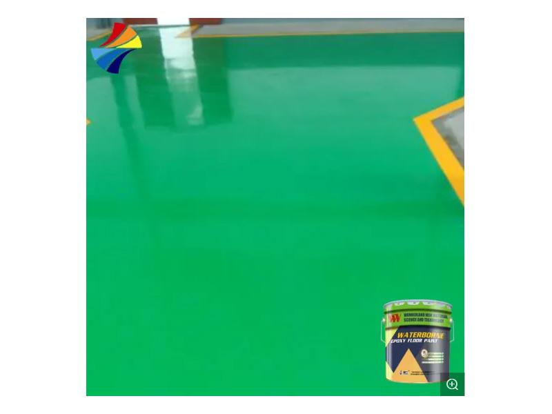 WE-8645 Water Based Epoxy Hardener for Epoxy Concrete Floor Top Coat