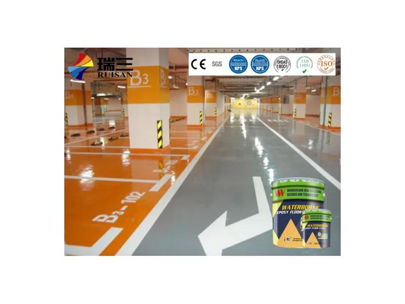 Cm-101mt Liquid Epoxy Resin Flooring Finish with Zero Voc