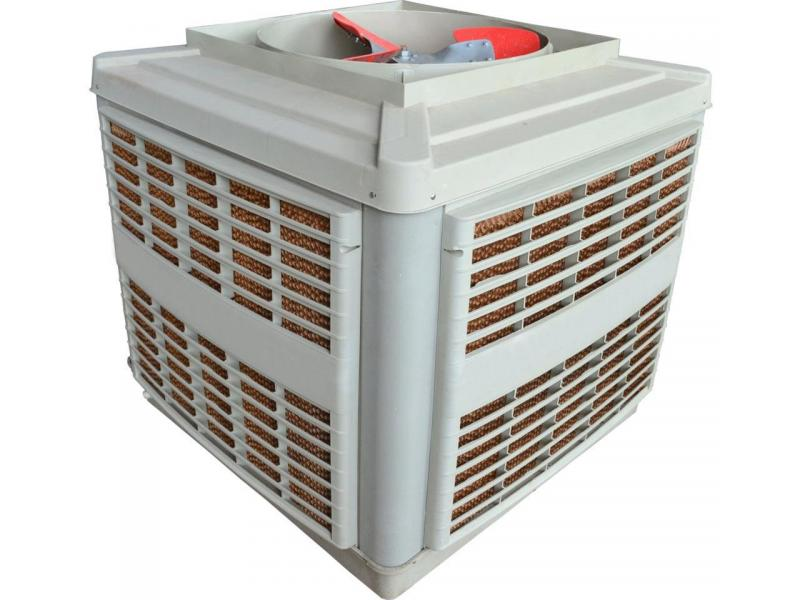 Poultry Wall Mounted Water Cooling Evaporative Air Cooler
