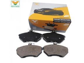 Factory Direct Sale Auto Spare Parts Low MOQ Car Front Brake Pads FMSI D684 for AUDI 80 90 for VOLKS