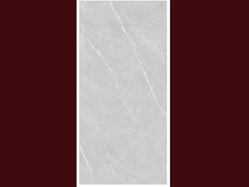 Likai China Modern Luxury Artificial Light Gray Marble Porcelain/Ceramic MonolithicTile for Flooring