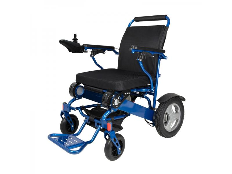 D09 Fold Electric Wheelchair Hot Selling in USA