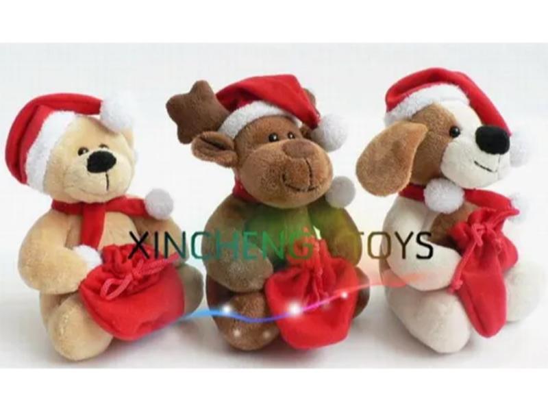 Plush Toys for Christmas