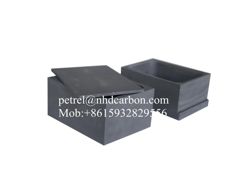 Graphite Box for Sintering and Carbonization