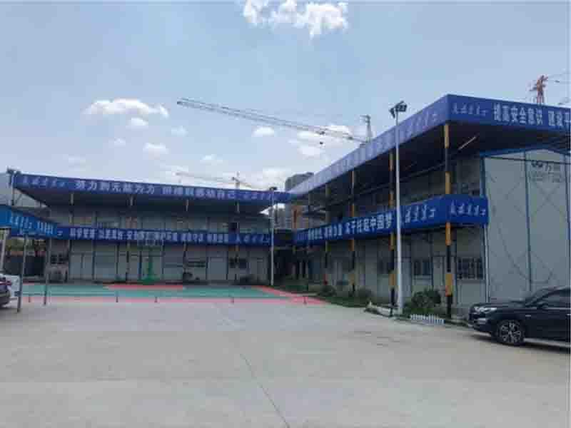 High Quality Factory Wholesale Removable Sandwich Panel House K-Type Prefab House