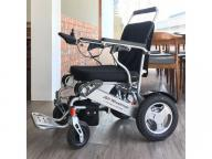 Drop Shipped Folding Lightweight Power Wheelchair Export To USA