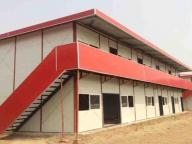Fast Build Economic Prefabricated Houses Camping Prefab House