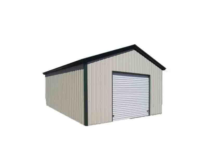 Prefab Insulated Pre Engineering Steel Structure Building High Quality C. E Standard Modern Prefab H