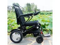 FDA Proved Lightweight Aluminum Alloy Power Wheelchair Factory