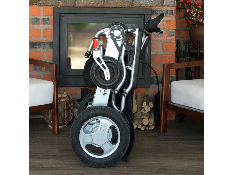 Lightweight Powered Folding Wheelchair for Sale