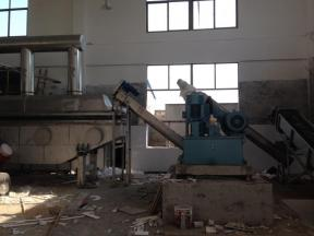 Salt Washing Machinery