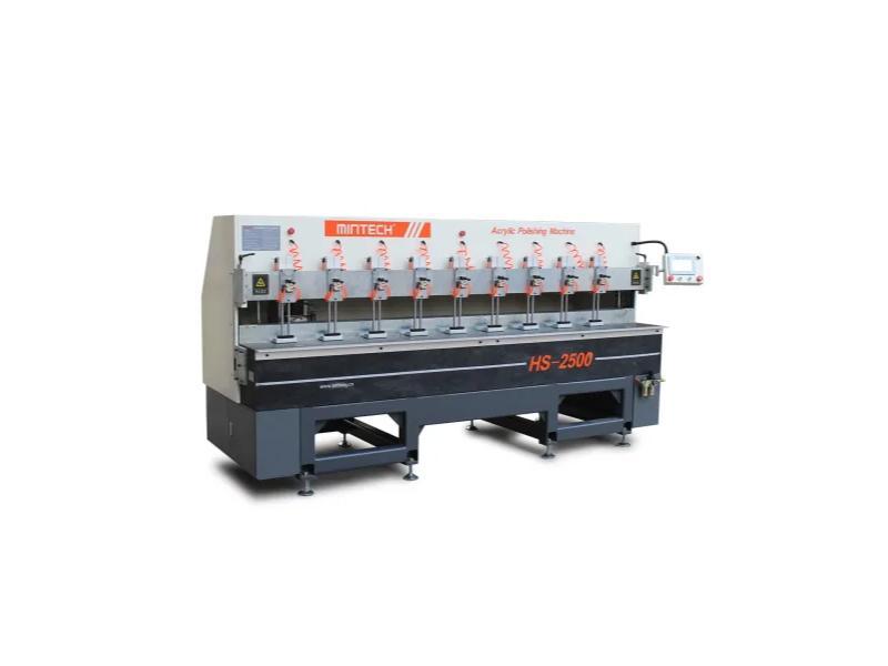 Automatic Vertical Acrylic Diamond Polishing Machine & Plastic Edge Polisher Machinery