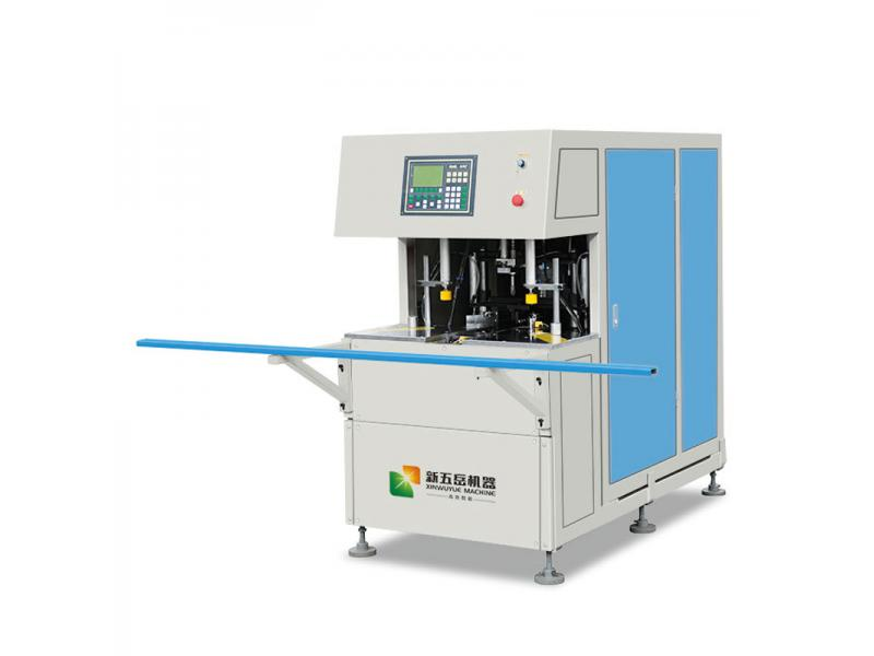 Upvc Window Door Corner Cleaning Machine CNC Control