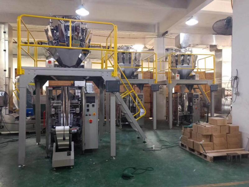 Salt Packing Machinery
