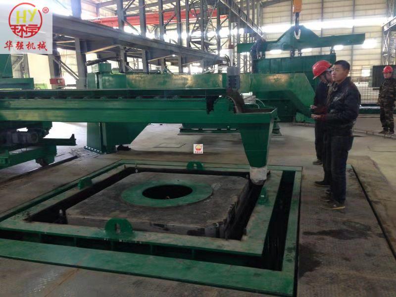 New Technology Dual Station Mandrel Vibration Pipe Making Machine (XM1200-3000/2m)