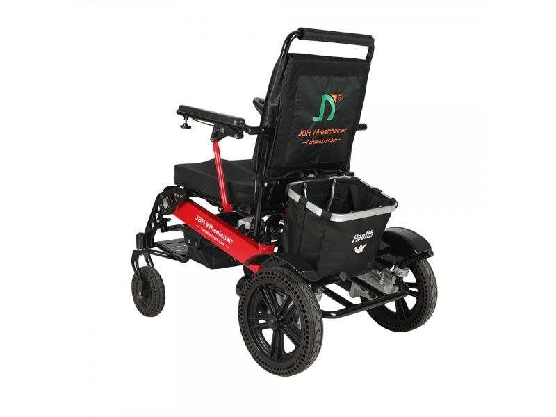 Wheel Chair Motor Electric Wheelchair Folding for Disabled People