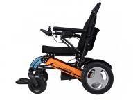 Foldable Lightweight Aluminum Alloy Power Wheelchair Factory