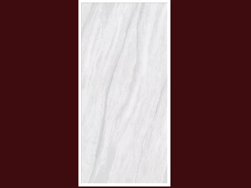 Likai China Modern Luxury Artificial Cloud Grey Marble Porcelain/Ceramic MonolithicTile Fo