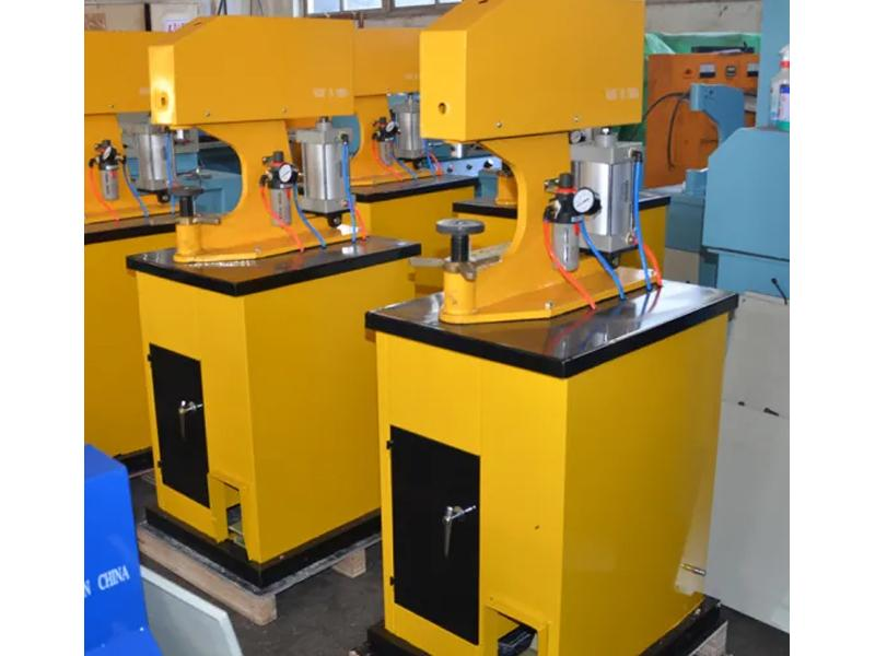 Pneumatic Brake Shoe Riveting Machine