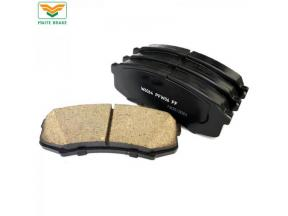 Wholesale Wearever Brake Lining D606 Brake Pad 04466-60060 Auto Brake Systems Brake Pad for D606-748