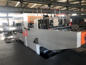 Automatic Die-cutting and Creasing Machine for Corrugated Board