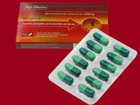 Oxytetracycline Capsule