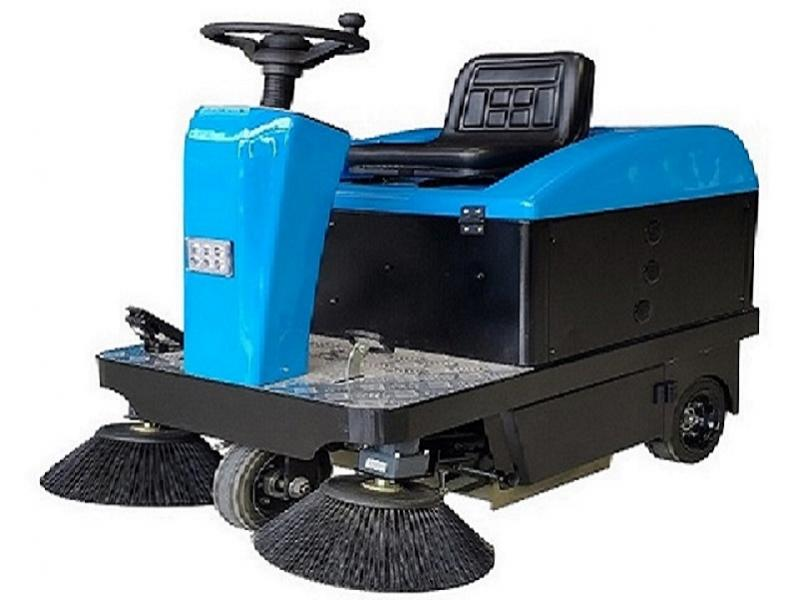 Industrial Driving Floor Sweeper Road Cleaning Machine