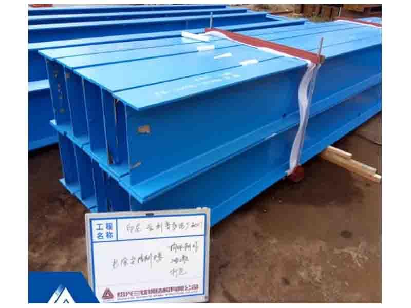 Welded H Beam for Steel Structure with Grider Building Material