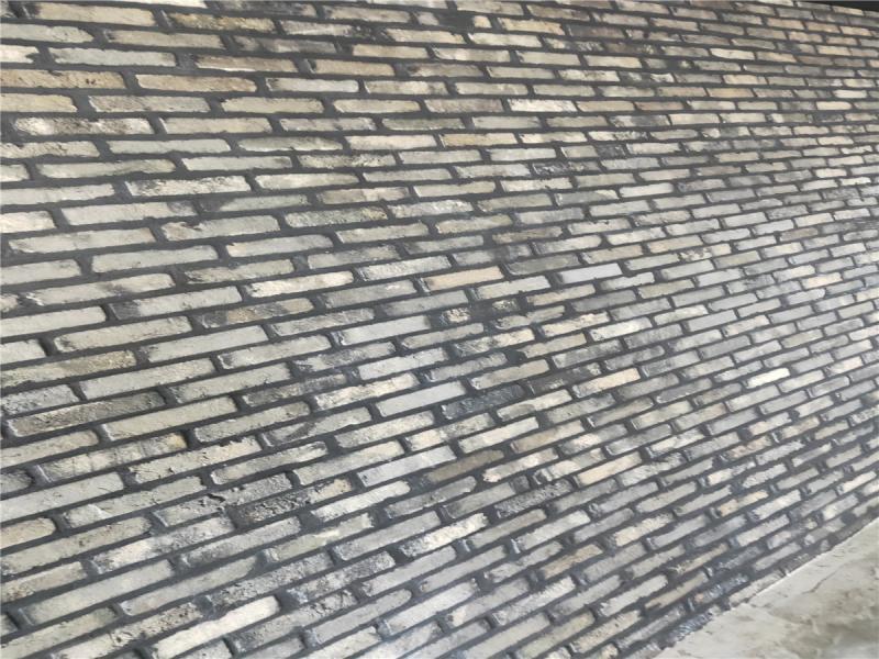 High quality Decorative wall clay brick red brick with sandblast surface